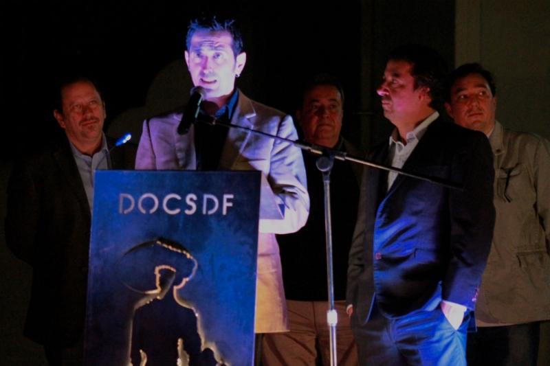 Pau Montagud e Inti Cordera, directores de DocsDF