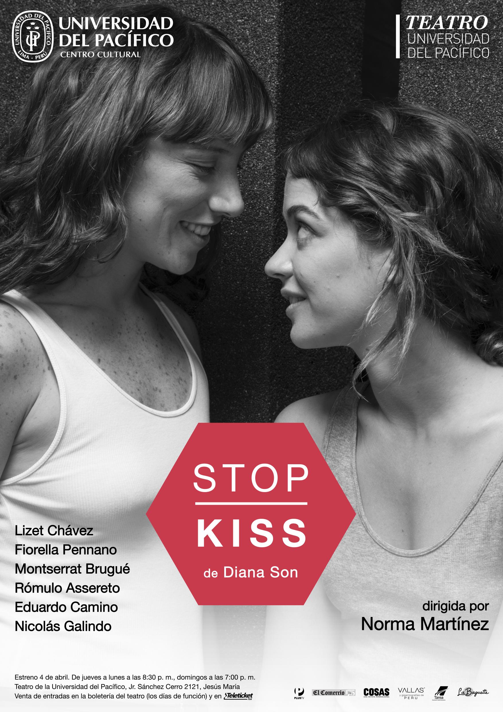 Stop Kiss - afiche